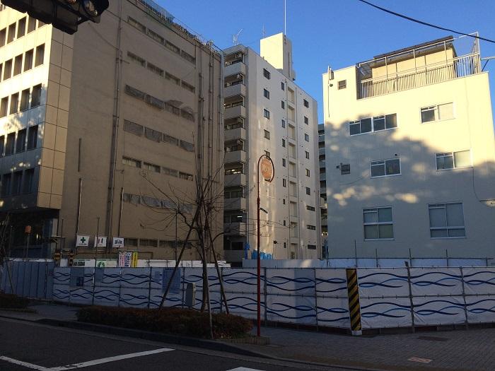 新宿二丁目計画_東南