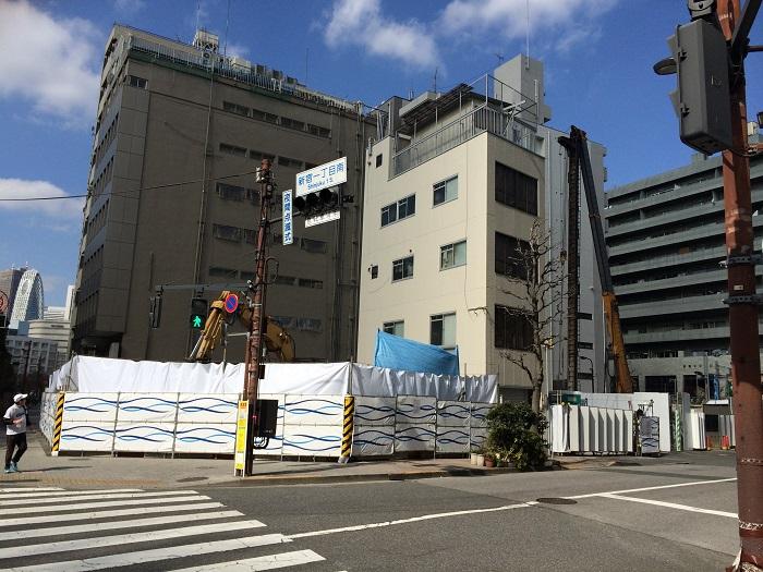 新宿二丁目計画_東2