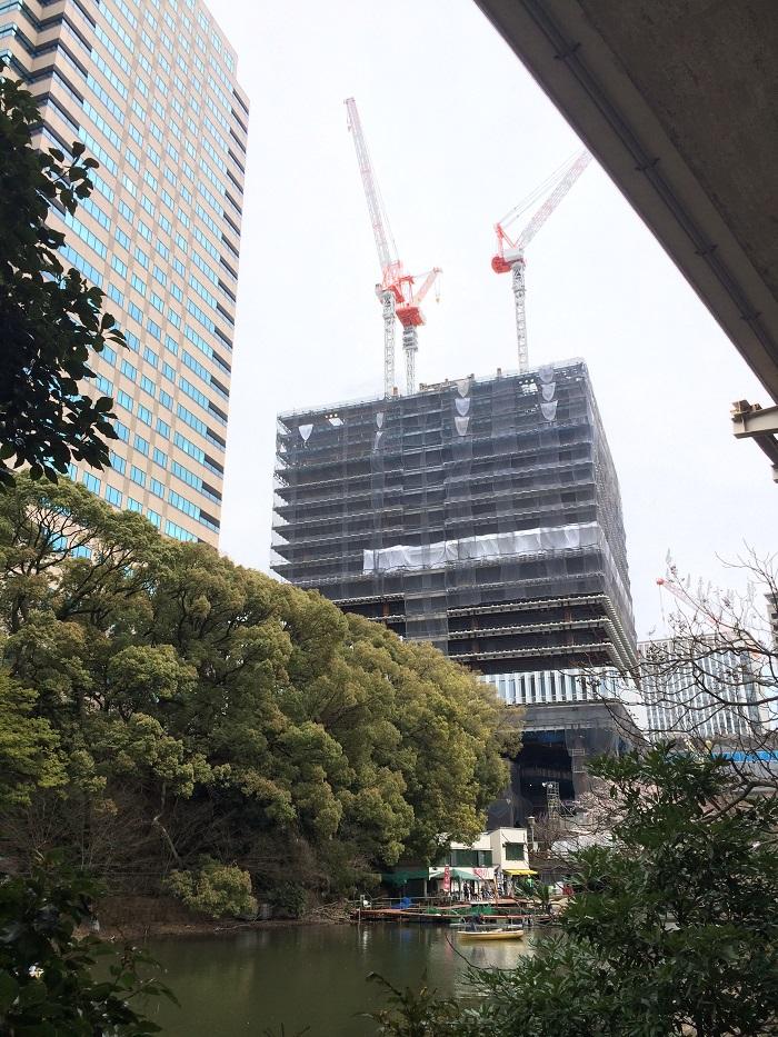 東京ガーデンテラス_3月下旬_3