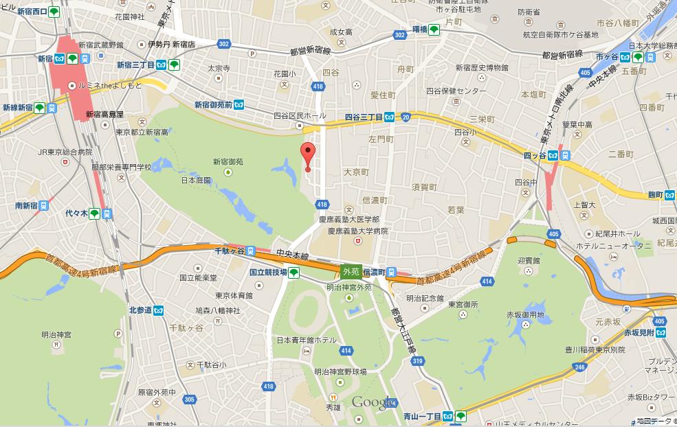 現地位置関係_googleMAP