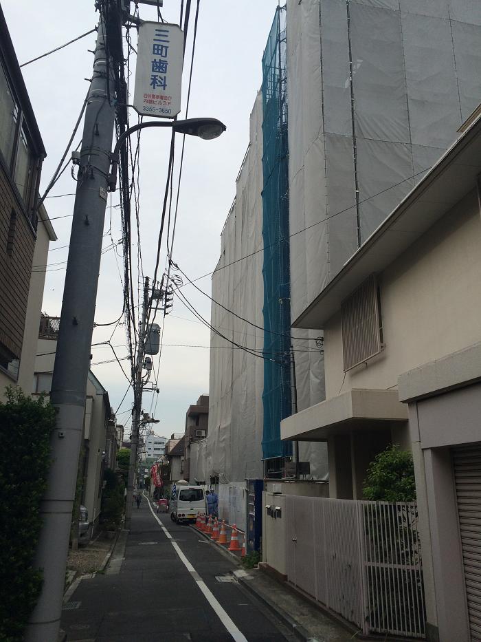 パークホームズ四谷三丁目_工事進捗_2015.5月中旬_4