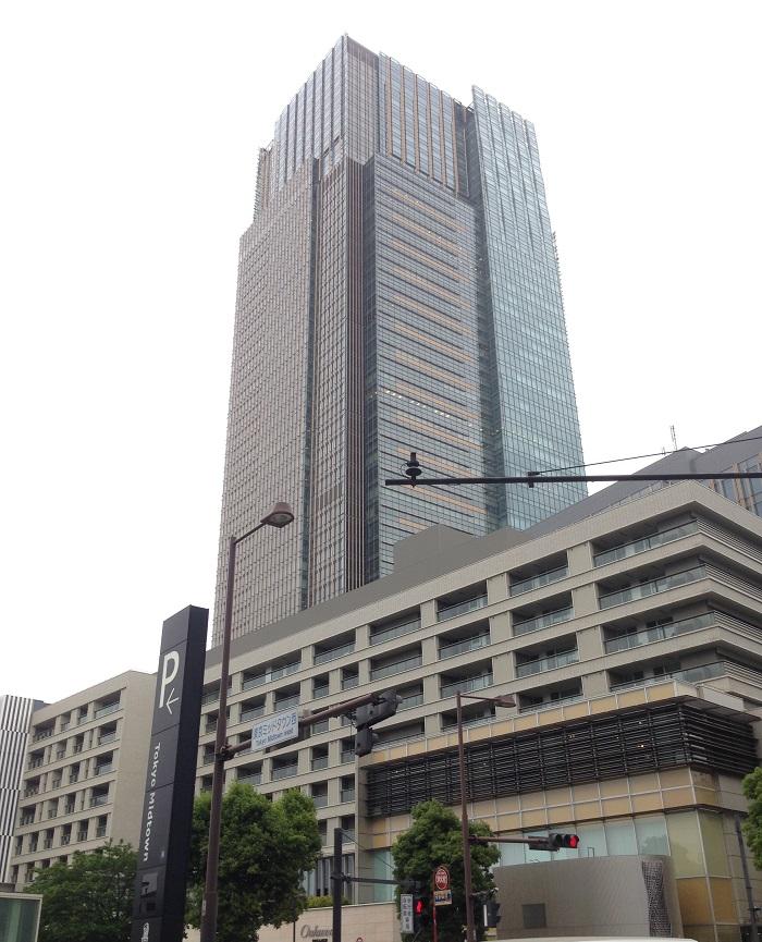 東京ミッドタウン外観