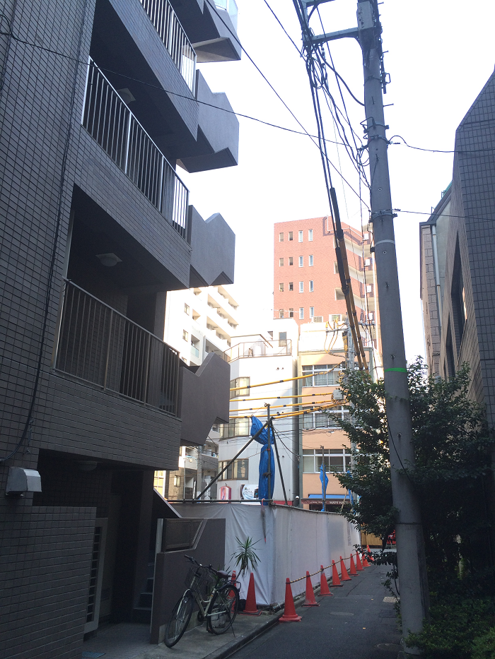 オープンレジデンシア日本橋三越前_写真_住所_4_裏手_北側