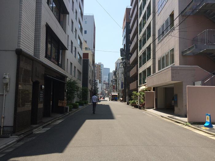 プラウド人形町_野村不動産_画像写真_3_現地雰囲気、街並