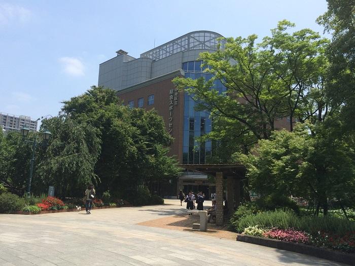 中央区立スポーツセンター