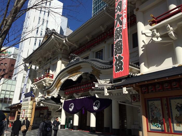銀座歌舞伎座_写真