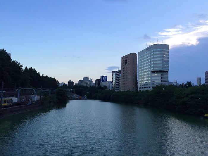 アトラス市ヶ谷_旭化成_写真画像イメージ_2_外堀