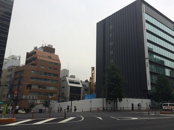 麹町3丁目タワーマンション_写真画像イメージ_2_新宿通りからの外観イメージ