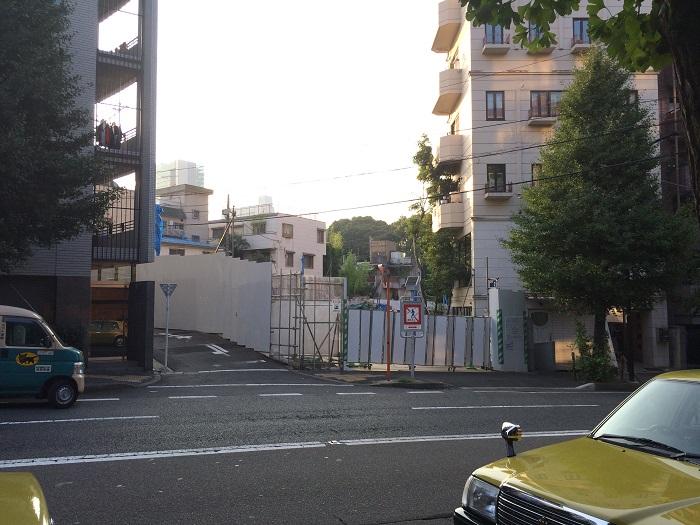 東急不動産_渋谷区東4丁目計画_写真画像イメージ_3_東道路