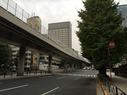 レフィール半蔵門_10_永田町、赤坂見附方面