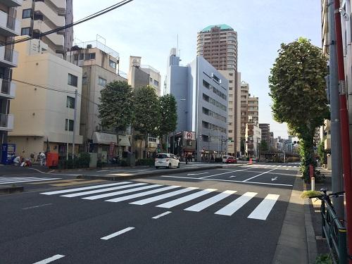 インプレスト早稲田_10_道路3