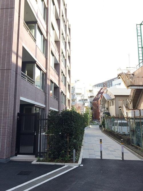 インプレスト早稲田_8_通り2