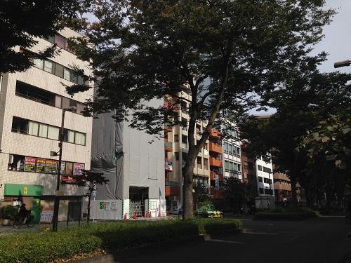 オープンレジデンシア神楽坂 並木通り_1