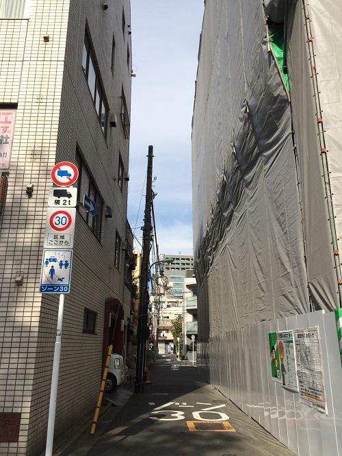 オープンレジデンシア神楽坂 並木通り_2