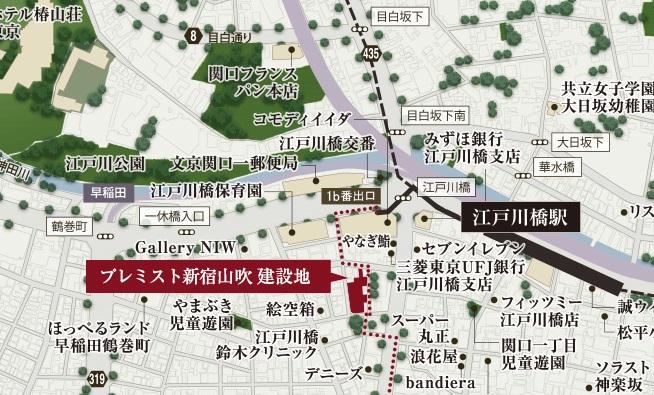 山吹町計画_大和ハウス_9_地図_敷地構成