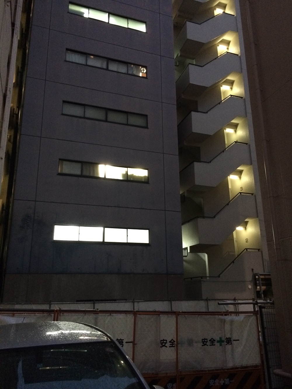 オープンレジデンシア虎ノ門_南側