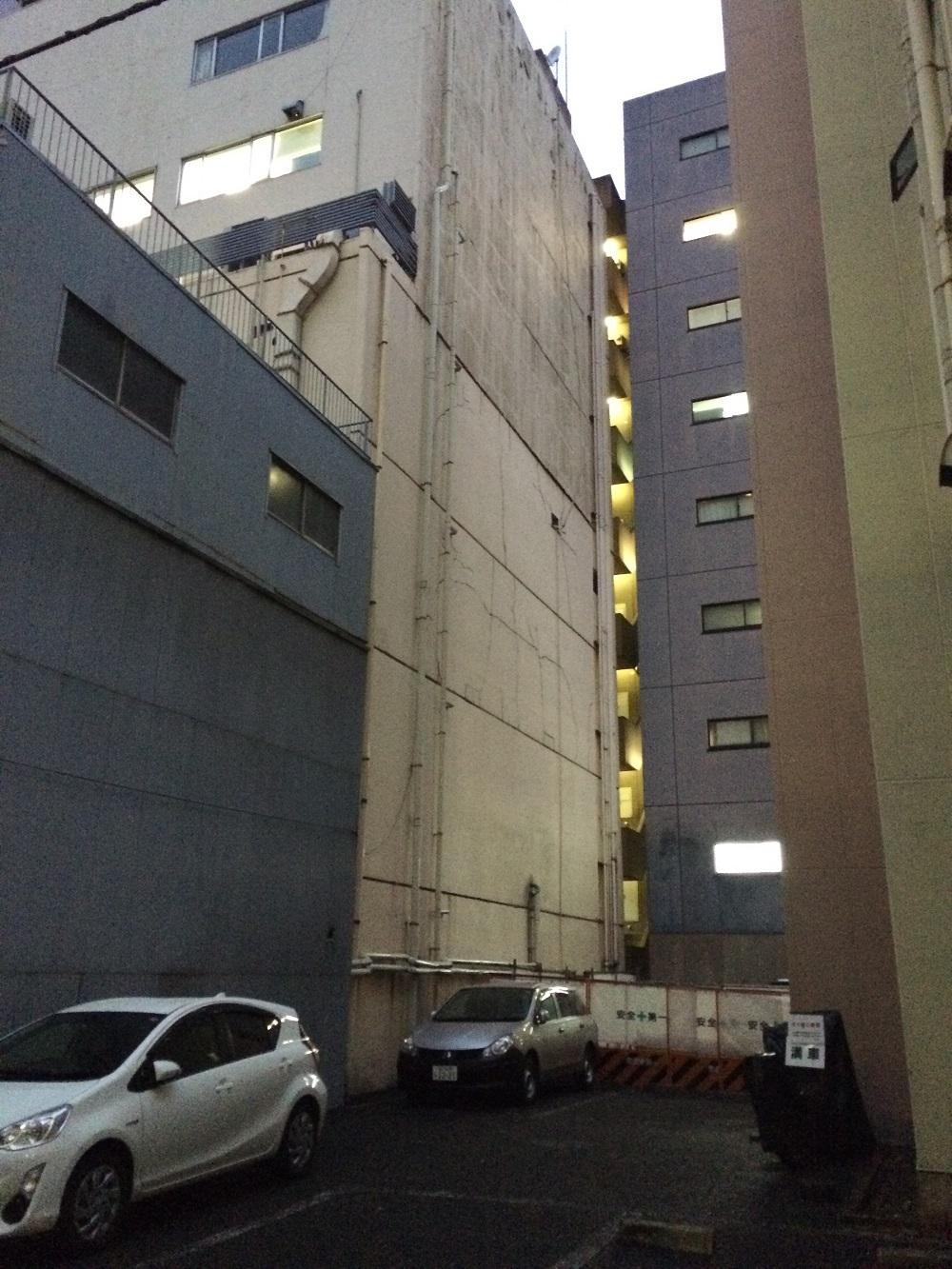 オープンレジデンシア虎ノ門_南側_斜め2